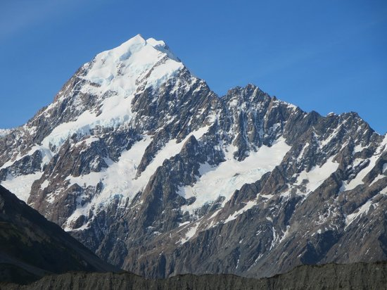 Kea Point Track: Mt Cook, from Kea Point Lookout