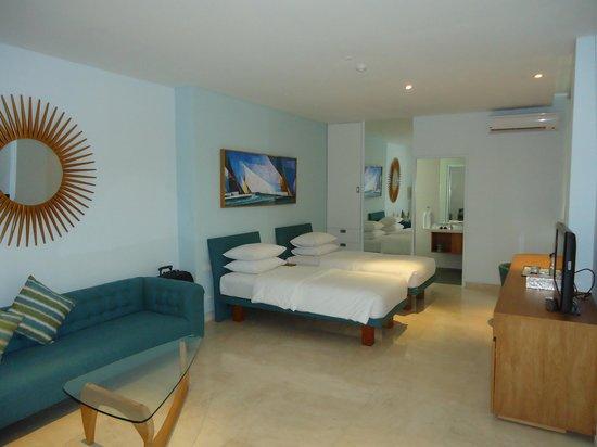 AQ-VA Hotel & Villas: Room View