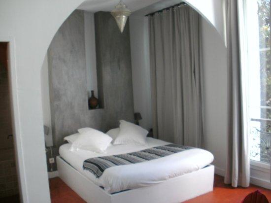 Le Ryad Boutique Hôtel : chambre