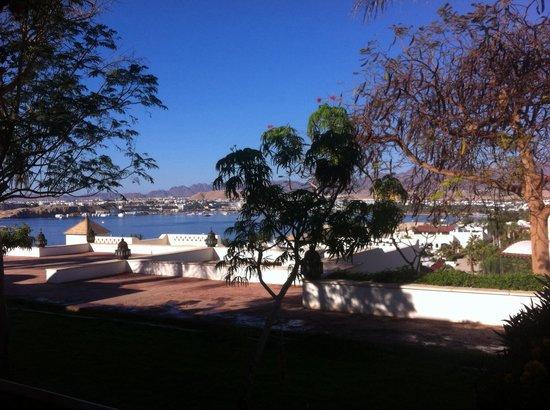 "Movenpick Resort Sharm El Sheikh Naama Bay: View from room ""4507"""