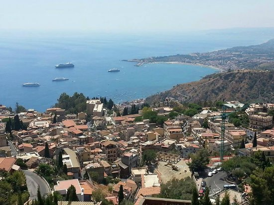 Hotel Villa Ducale : The stunning view from Villa Ducale!