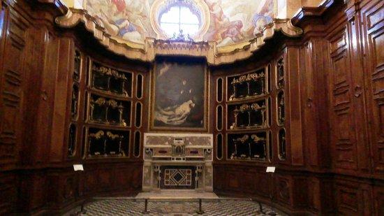 Certosa e Museo di San Martino Napoli: Cappella