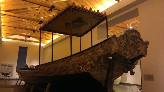 Certosa e Museo di San Martino Napoli: Navi borboniche