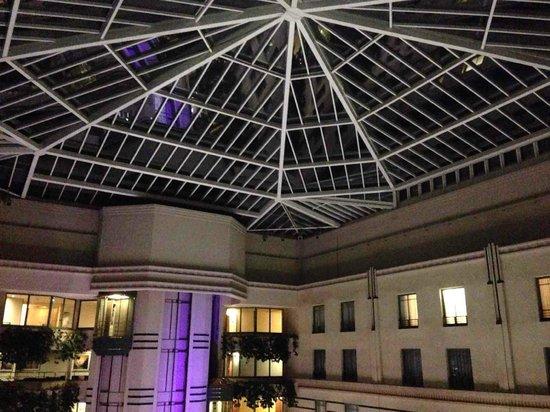 Radisson Blu Royal Hotel, Brussels : Hotel