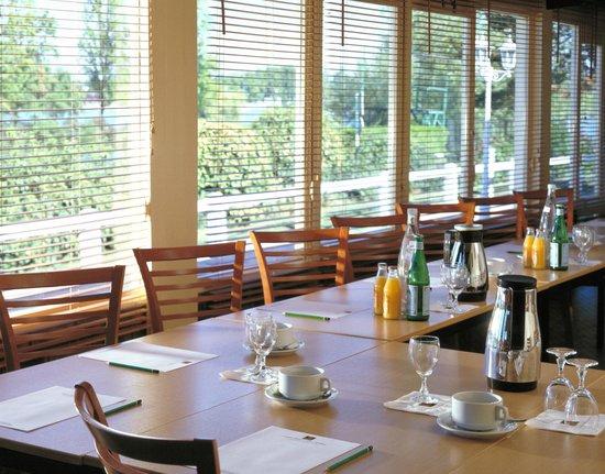 Logis Hôtel des Lacs : Meeting Room