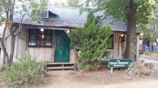 Green Herring Restaurant: Our little piece of rustic indulgence!