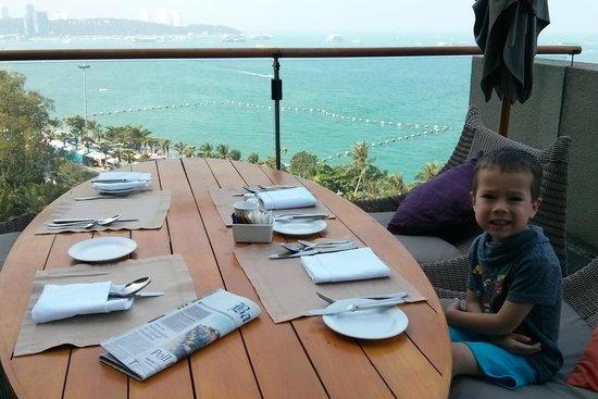 Hilton Pattaya: Breakfast