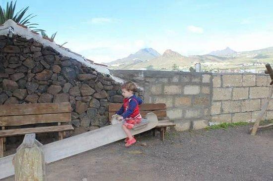 Las Gangarras: The montains