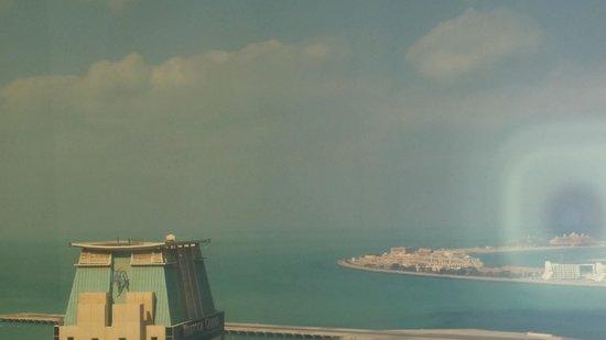 Grosvenor House Dubai : the view from room 3102