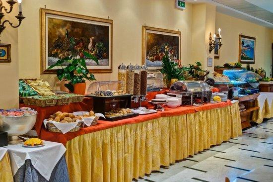Best Western Hotel La Solara: Sala Colazione Buffet