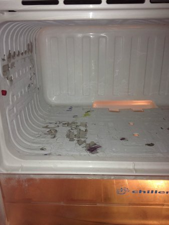 Woraburi Sukhumvit Hotel and Resort : Is this clean fridge???