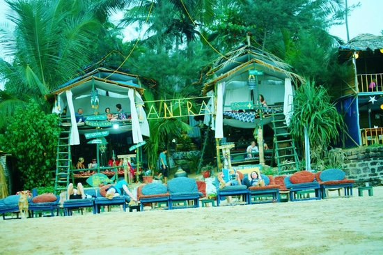 Tantra Beach Shack And Huts Updated 2018 Ranch Reviews Anjuna India Tripadvisor