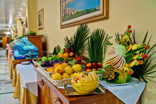BEST WESTERN Hotel La Solara: Buffet