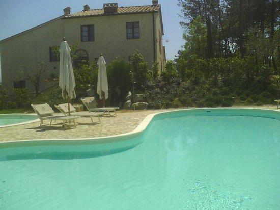 Borgo la Fornace: Piscina tutta per noi