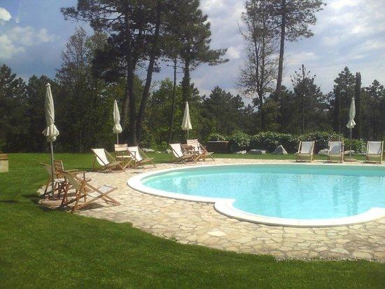 Borgo la Fornace: Una delle piscine