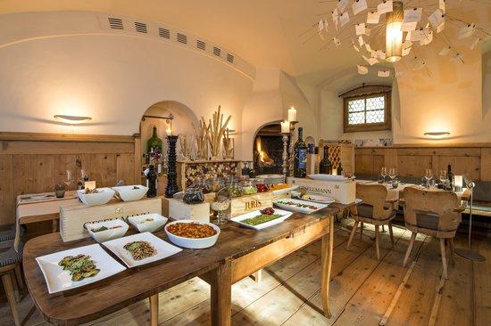 Parkhotel Margna: Enoteca & Osteria Murütsch