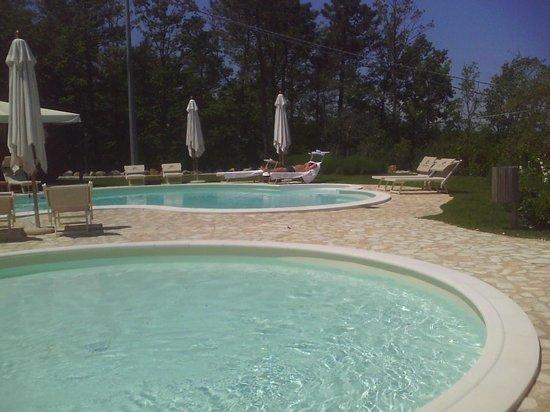 Borgo la Fornace : Un'altra piscina