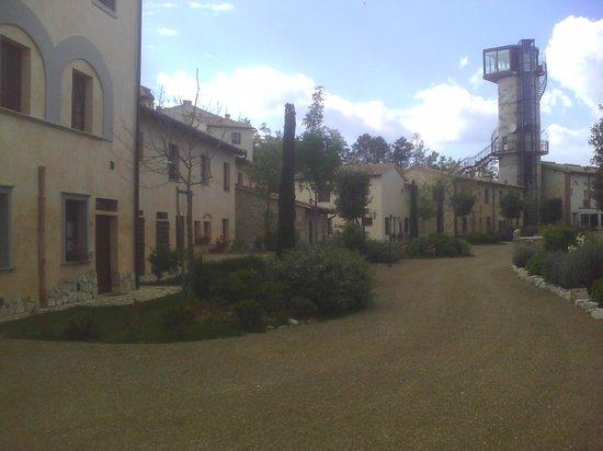 Gli appartamenti di BORGO LA FORNACE