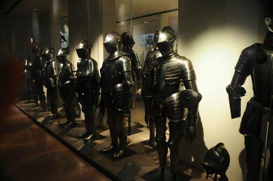 Museo de la Armada: Army Museum