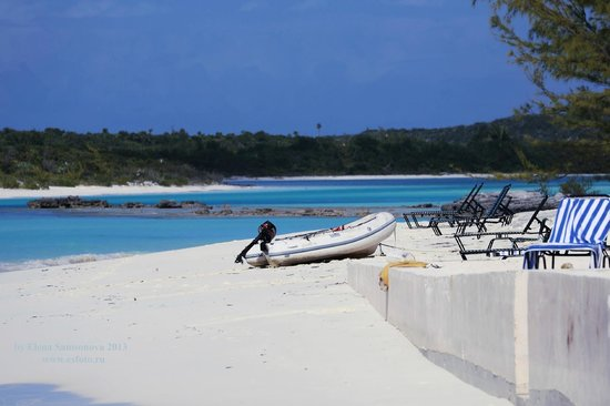 Cape Santa Maria Beach Resort & Villas : Пляж