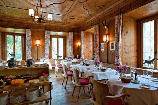 Parkhotel Margna: Stüva 1817