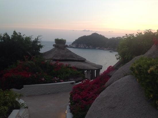 Jamahkiri Resort & Spa: vu de l hotel