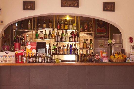 Il Vesuvio : bar