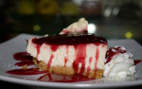 Il Vesuvio : cheesecake