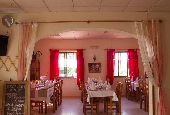 Il Vesuvio : Una sala del restaurante