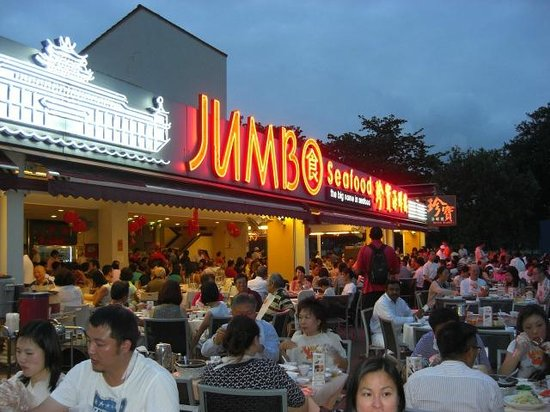 East Coast Jumbo Seafood Restaurant