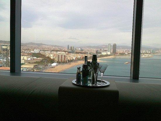 W Barcelona: Nice view to wake up to