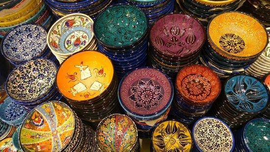 Tria Elegance Istanbul: True colours of istanbul