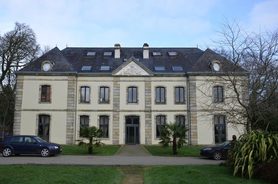 Le Manoir Hotel des Indes: The Manoir rather than the Hotel