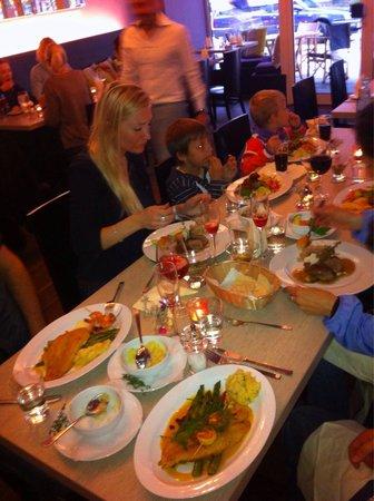 Restaurant L'Orient : Eine leckere Runde mit Freunden. Absolut toller Abend. Danke!!!