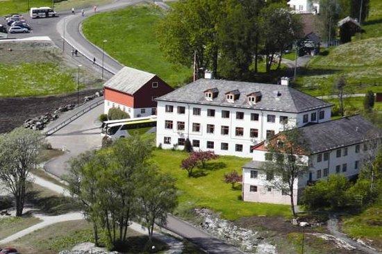 Strandebarm Sportell: Hotel
