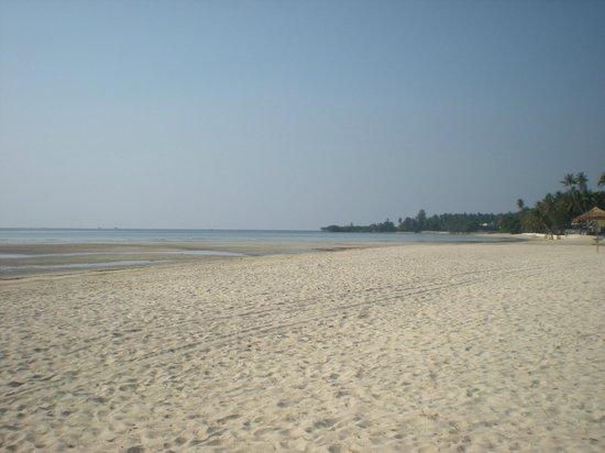 Shiva Samui: beach front