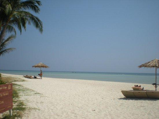 Shiva Samui: beach