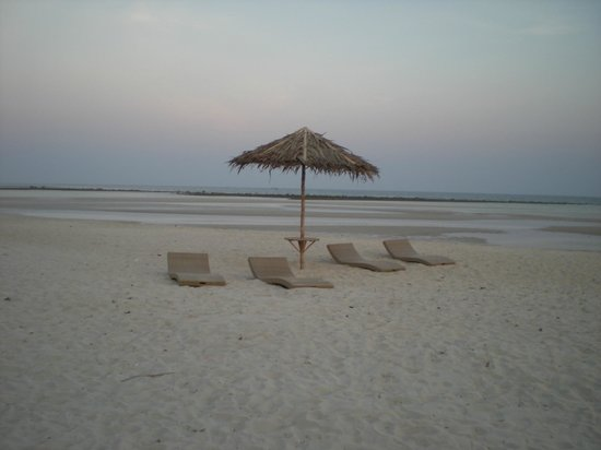 Shiva Samui: beach....