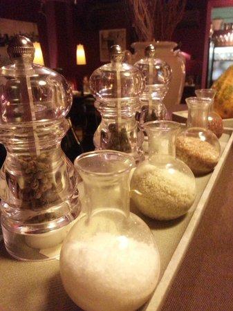 Enoteca Segreta: il sale della vita. ;)