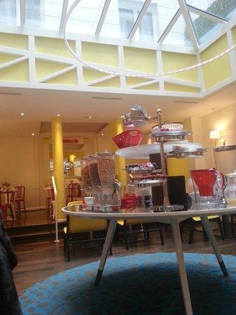 Hotel Astoria - Astotel: zona colazione