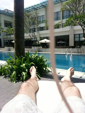 Aryaduta Medan: nice pool
