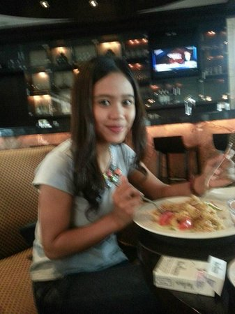 Aryaduta Medan : good food me and meinny enjoyed