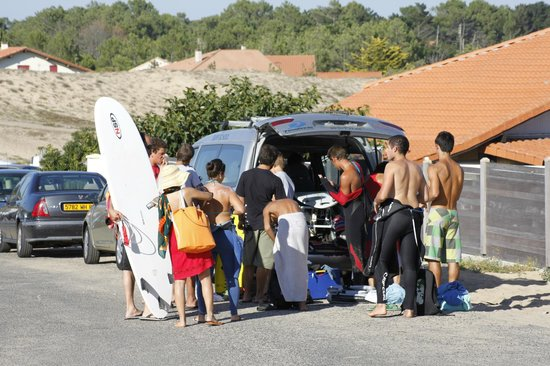 7 Essencia Surf & Bodyboard School: Preparation for surfing