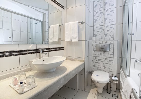Grand Hotel Halic: Deluxe Room Bathroom