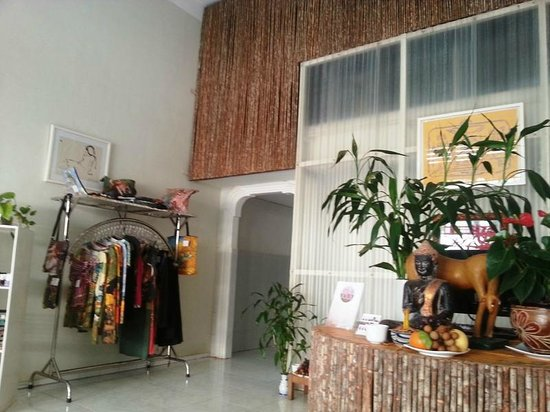 Interior There 39 S Clothings And Accessories For Sale Too Picture Of Jolie Jolie Beauty Salon