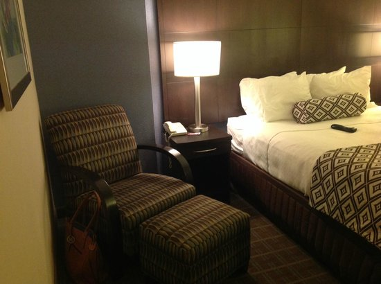 Crowne Plaza Toronto Airport: Main Room