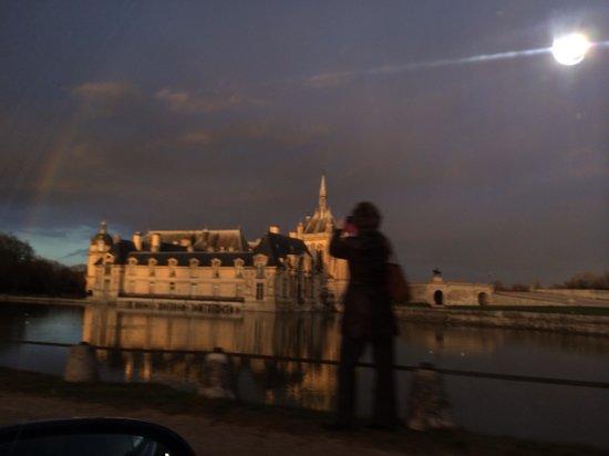 Auberge du Jeu de Paume : Chateau