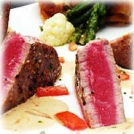 Le Ti Bouchon: Fresh Tuna