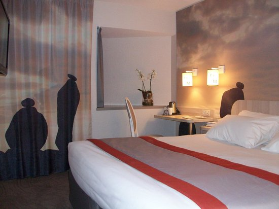 BEST WESTERN Auray Le Loch : chambre confort