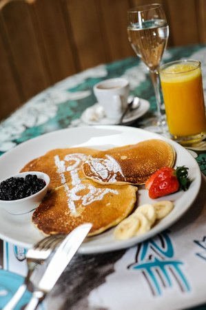 Offshore : Blueberry Pancakes